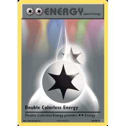 Double Colorless Energy (EVO)