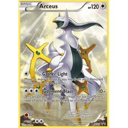 Arceus Full Art (XYP)