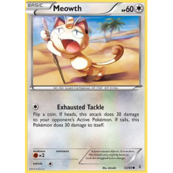 Meowth (Pokemon 20th Anniversary Promotion - August 20 2016)