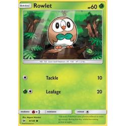 Rowlet (SM)