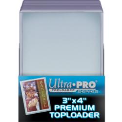 "Ultra Pro Premium 3""x4"" Top Loaders (25)"
