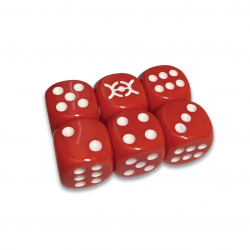 Evolutions Red Dice