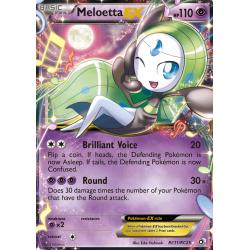 Meloetta EX (LTR)