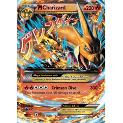 M Charizard EX (FLF)