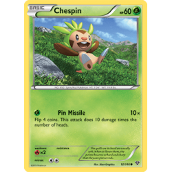 Chespin (XY)