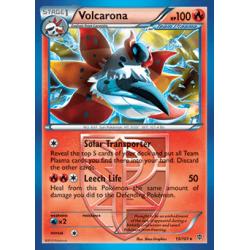 Volcarona (Team Plasma) (PLB)
