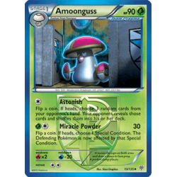 Amoonguss (Team Plasma) (PLS)