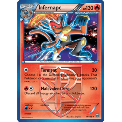 Infernape (Team Plasma) (PLS)