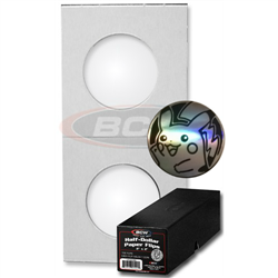 BCW Coin Flips - 2x2 Window